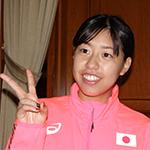 53期生藤井菜々子さんが女子20キロ競歩で五輪代表に内定